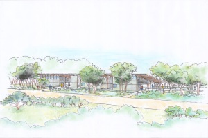 Education Center by Frank Harmon Architect PA