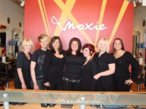 """The design team with """"moxie""""!"""