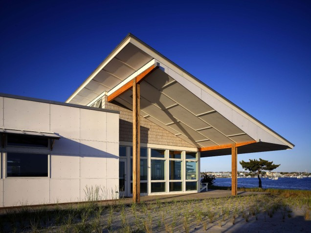 Duke's Ocean Conservation Center in Beaufort, NC