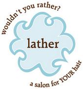 Lather logo