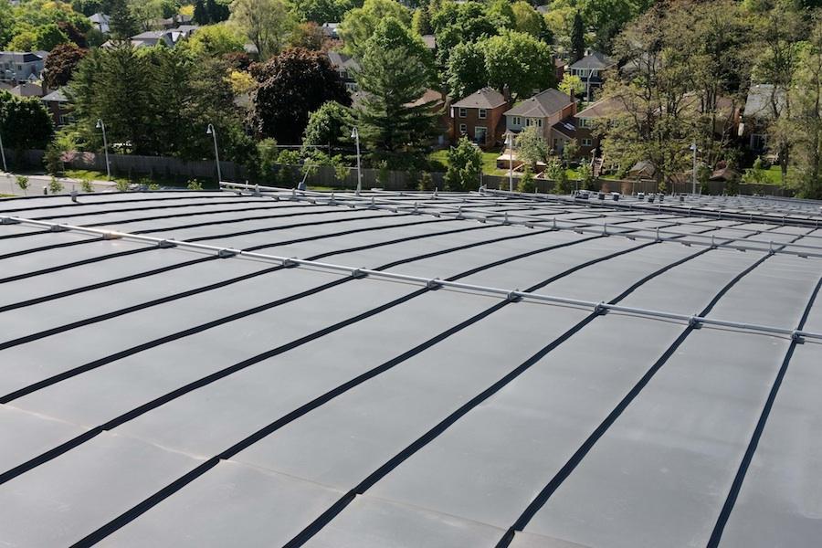 Ubp To Provide Vmzinc Roof For Solar Bay Pavilion At