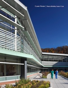 WCU Health & Human Sciences Building by Pearce Brinkley Cease + Lee. Photo by Mark Herboth.