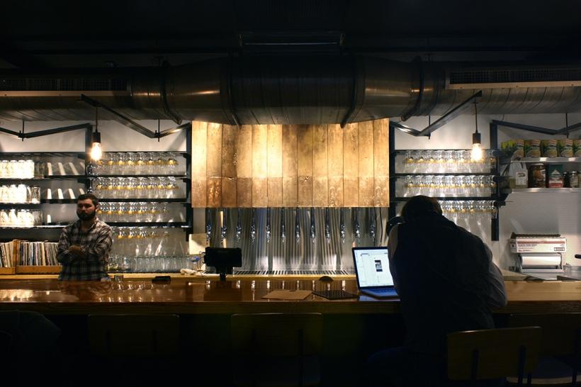 State of Beer bar and bottling shop.