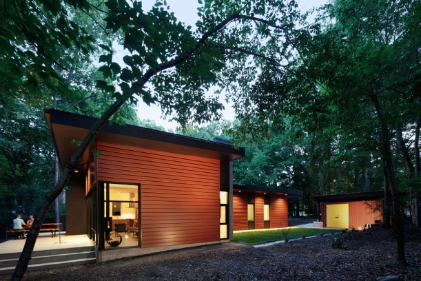 NC Modernist Houses