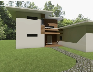 Arielle Condoret Schechter, Chapel Hill architect