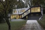 Third Prize, Jury Awards: Medlin Residence