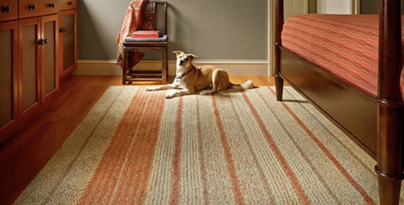 Savnik & Co. pure wool rug. (Photo from Houzz)