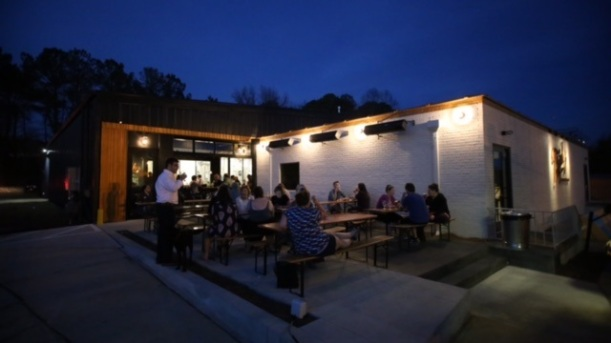 Trophy Brewing on Maywood